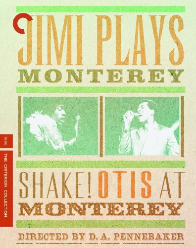 Jimi Plays Monterey /  Shake! Otis At Monterey (Criterion Collection)