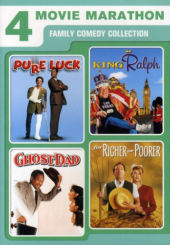 4 Movie Marathon: Family Comedy Collection