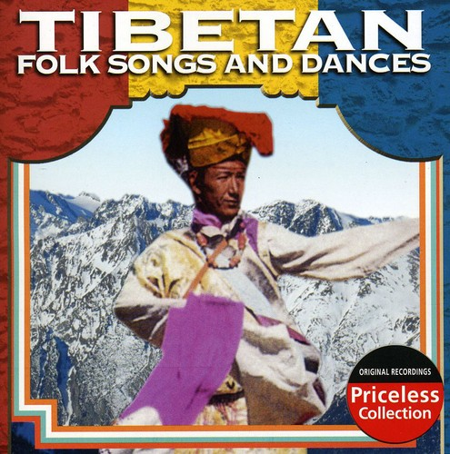Tibetan Folk Songs & Dances /  Various