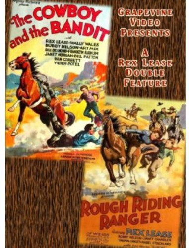 Cowboy & Bandit 1935 /  Rough Riding Ranger 1935