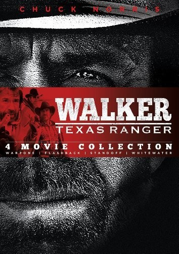 Walker Texas Ranger: Four Movie Coll: Warzone &