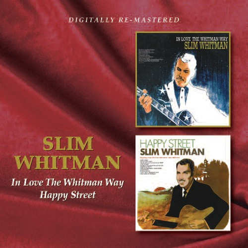 In Love the Whitman Way /  Happy Street [Import]