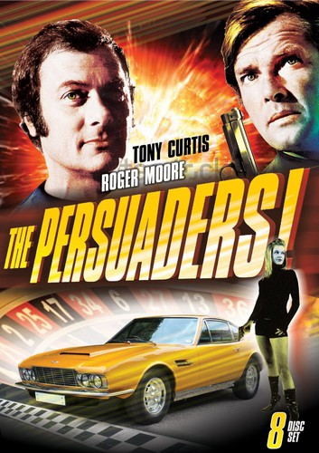 The Persuaders: The Complete Collection