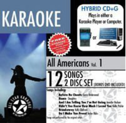 Karaoke: All Star Idols /  Various