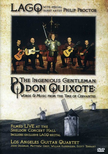 Ingenious Gentleman Don Quixote
