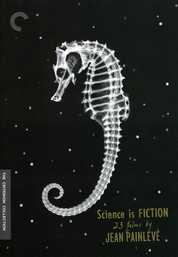 Science Is Fiction: 23 Films By Jean Painleve (Criterion Collection)