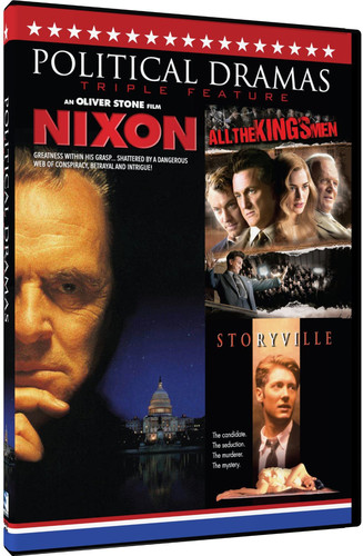 Political Dramas: Nixon /  All the King's Men