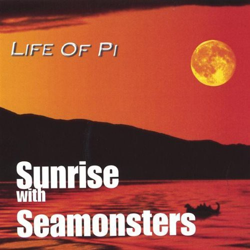 Sunrise with Seamonsters