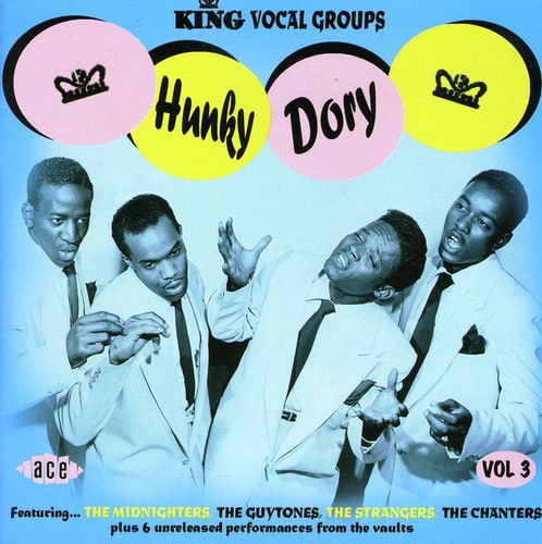 Hunky Dory: King Vocal Groups 3 /  Various [Import]