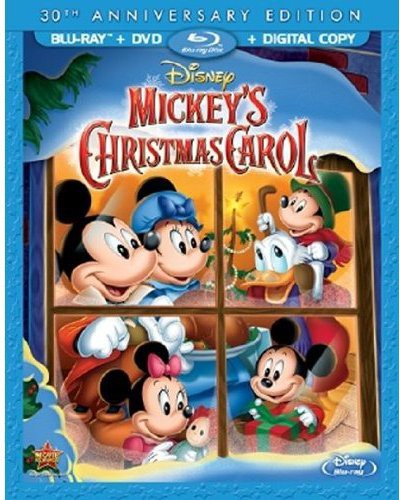 Mickey's Christmas Carol 30th Anniversary Edition