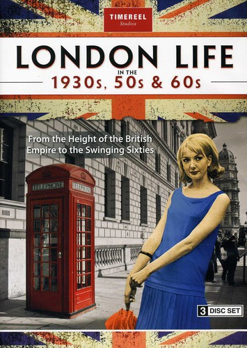 London Life in the 1930s & 50s & 60s Coll