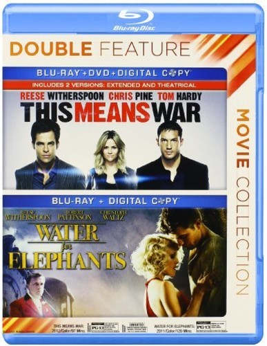 Water for Elephants /  This Means War