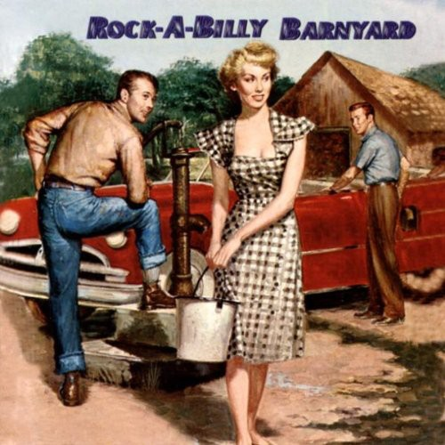 Rock-A-Billy Barnyard /  Various