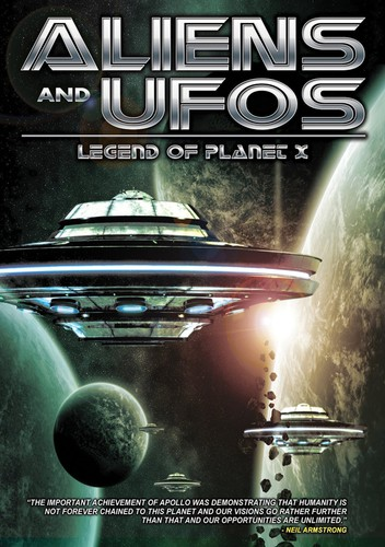 Aliens and Ufos: Legend of Planet X