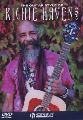 Guitar Style of Richie Havens