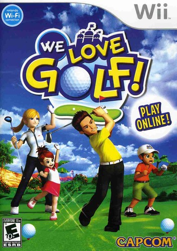 We Love Golf! for Nintendo Wii
