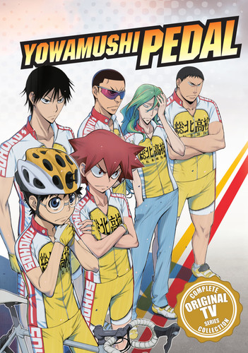 Yowamushi Pedal: Complete First Series