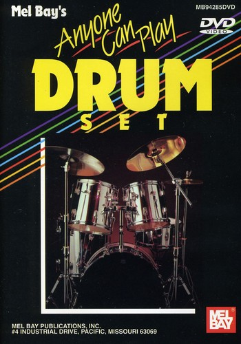 Anyone Can Play Drum Set