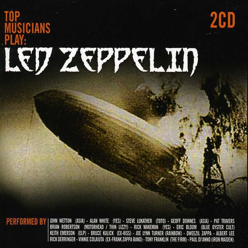 Led Zeppelin: As Performed By /  Various