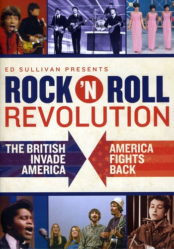 Ed Sullivan Presents: Rock N Roll Revolution /  Various