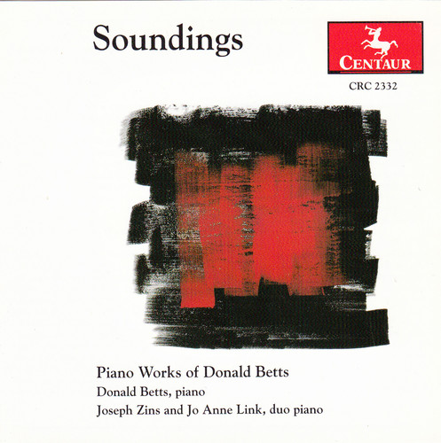 Soundings: Piano Works