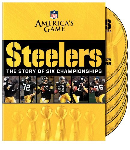 NFL: America's Game: Pittsburgh Steelers Story of