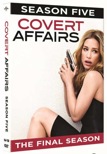 Covert Affairs: Season Five (Final Season)