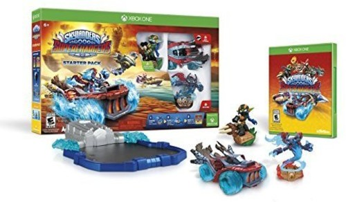 Skylanders Superchargers: Starter Pack for Xbox One