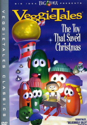 Toy That Saved Christmas