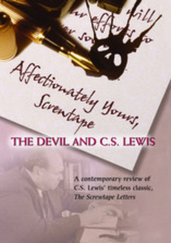 Affectionately Yours Screwtape: Devil & C.S. Lewis