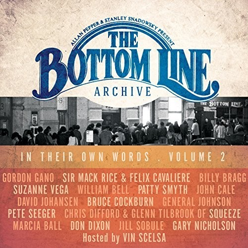 Bottom Line Archive Series: In Their Own 2