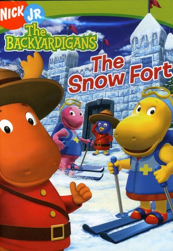 Backyardigans: The Snow Fort
