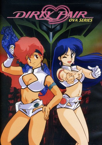 Dirty Pair: Original Ova Series