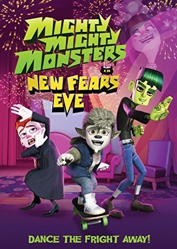 Mighty Mighty Monsters - New Fear's Eve