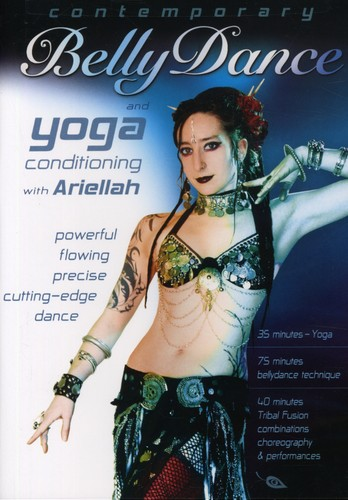 Contemporary Bellydance & Yoga Conditioning
