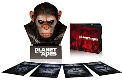 Planet of the Apes: Caesar's Warrior Collection