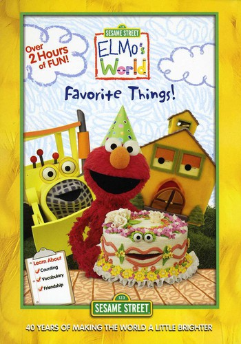 Elmo Worlds: Elmo's Favorite Things