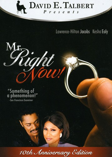 David E Talbert's Mr Right Now