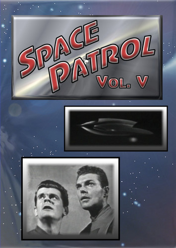 Space Patrol TV Show 5