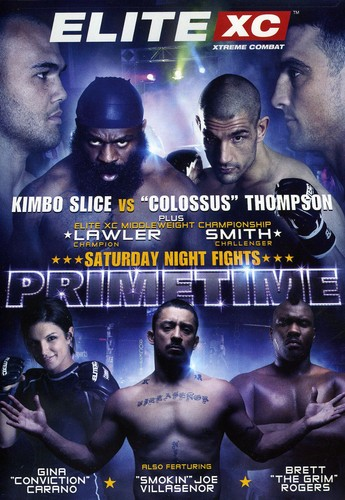Elitexc: Primetime - Kimbo Vs Colossus