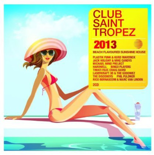 Club Saint Tropez 2013 [Import]