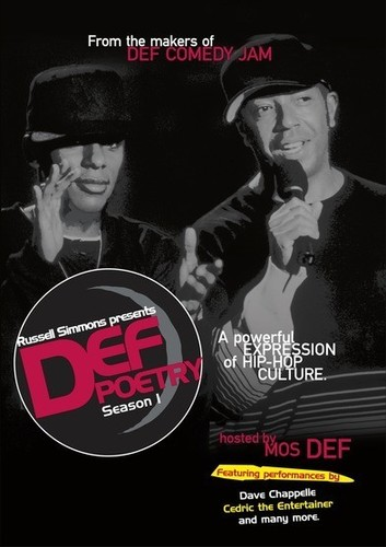 Russell Simmons Presents Def Poetry Season 1