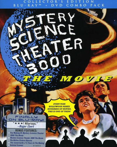 Mystery Science Theater 3000 the Movie