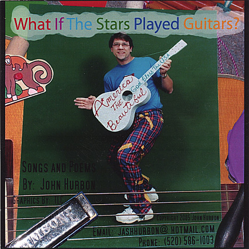 What If the Stars Played Guitars?