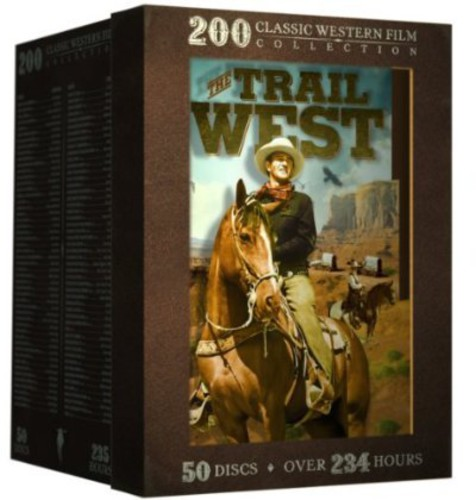 Trail West - 200 Classic Western Films