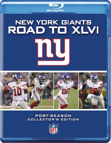 NFL New York Giants: Road to Xlvi