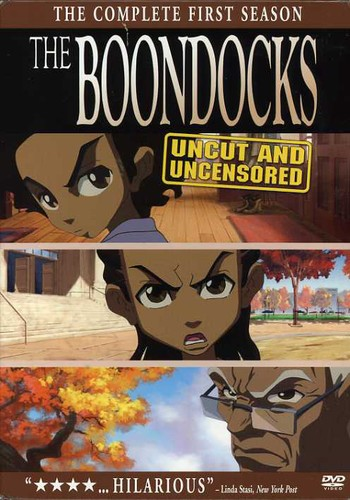 Boondocks: The Complete First Season