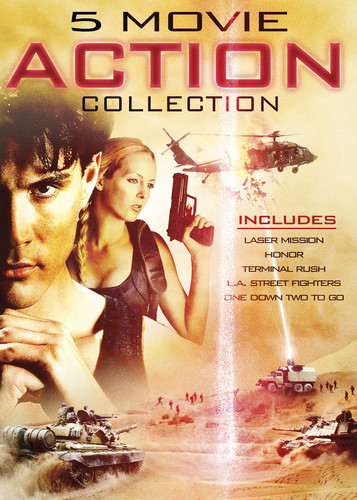 5-Movie Action Collection 2