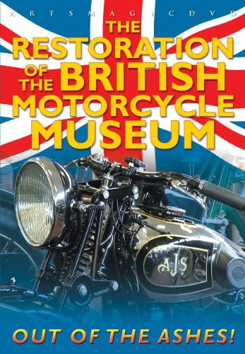 Restoration of the British Motorcycle Museum