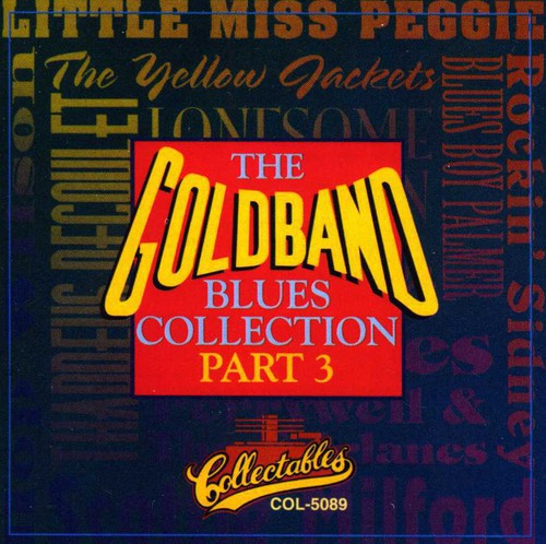 Goldband Blues Collection 3 /  Various